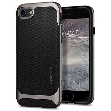 Spigen Neo Hybrid Herringbone Gunmetal iPhone 7/ 8/SE 2020 (054CS22197)