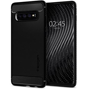Spigen Rugged Armor Black Samsung Galaxy S10 (605CS25800)