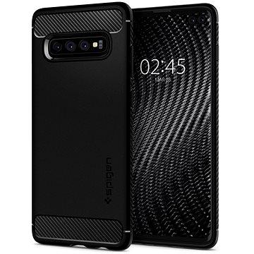 Spigen Rugged Armor Black Samsung Galaxy S10+ (606CS25765)