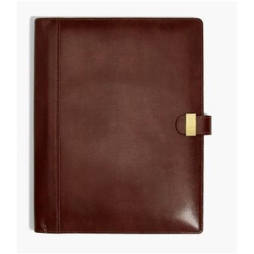 STACKERS Dulwich Heritage Brown Document Folder (5711938028541)