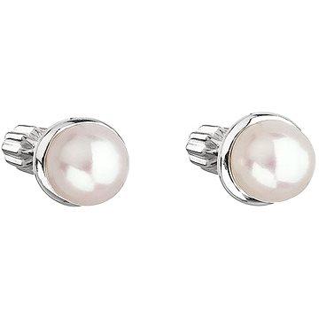 EVOLUTION GROUP 21003.1 stříbrné perlové náušnice (Ag925/1000, 1,7 g) (8590962210033)