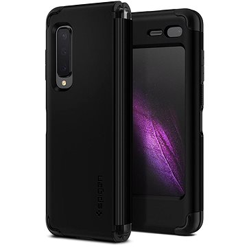 Spigen Slim Armor Black Samsung Galaxy Fold (615CS26195)