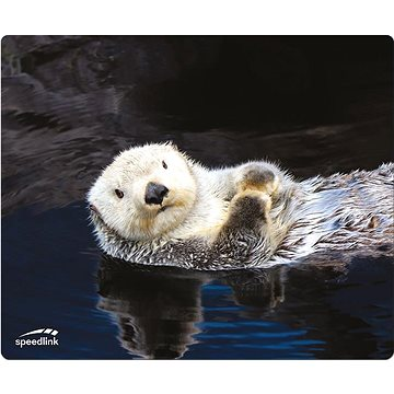 Speedlink SILK Mousepad, Otter (SL-620000-OTTER)