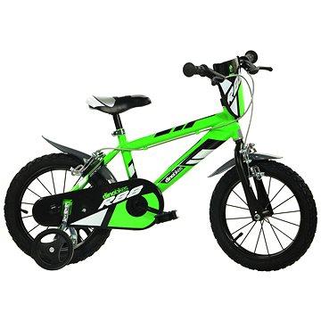 Dino bikes 16 green R88 (8006817901013)