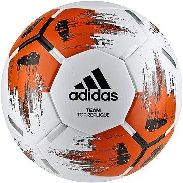 Adidas TEAM TopRepliqu, WHITE/ORANGE/BLACK/IR, vel. 4 (4059812398702)