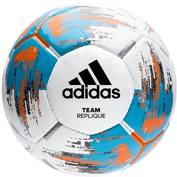 Adidas TEAM Replique, WHITE/BRCYAN/BORANG (SPTalt21nad)