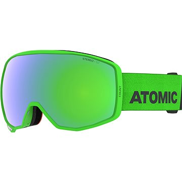 Atomic Count Stereo Green (887445227946)