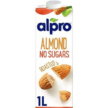 Alpro mandlový nápoj neslazený 1l (5411188112709)