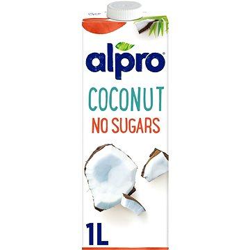 Alpro kokosový nápoj neslazený 1l (5411188128311)