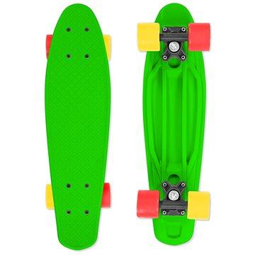 Street Surfing Fizz Board Green (813398020709)