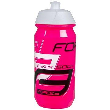 Force SAVIOR 0,5 l, růžovo-bílo-černá (8592627086618)