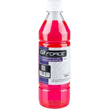 Force na řetězy 500 ml, láhev růžový (8592627075063)
