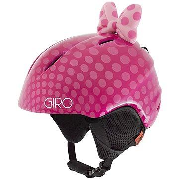 GIRO Launch Plus Pink Bow Polka Dots (SPTgio0132nad)