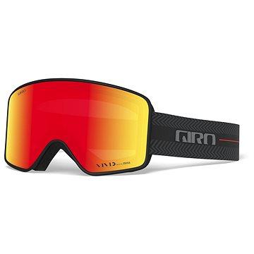 GIRO Method Black Techline Vivid Ember/Vivid Infrared (2skla) (768686337758)