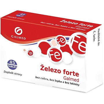 Galmed Železo Forte 45 tbl (3877595)