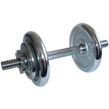 Acra Nakládací činka chromová 8,5 kg (8595042730388)