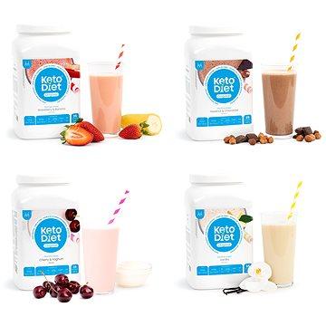 KetoDiet proteinový nápoj - (35 porcí) (SPTket057nad)