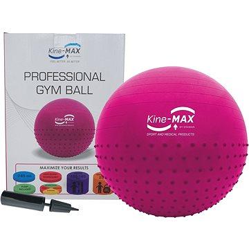 Kine-MAX Professional GYM Ball - růžový (8592822000815)