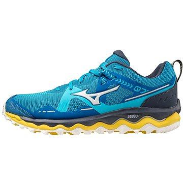 Mizuno Wave Mujin 7 modrá/žlutá (SPTmiz390nad)