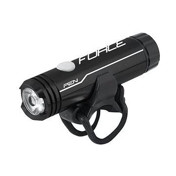Force Pen 200LM 1LED dioda USB,černé (8592627061103)