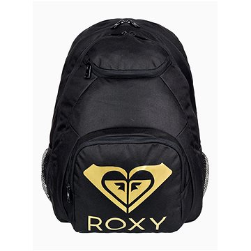 Roxy Shadow Swell Solid Logo Anthracite (3613375628785)