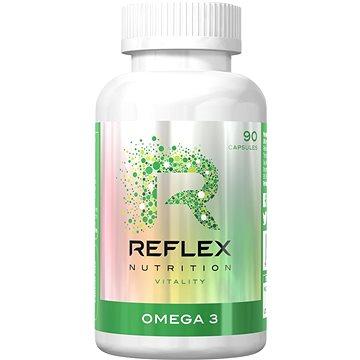 Reflex Omega 3, 90 kapslí (5033579988917)