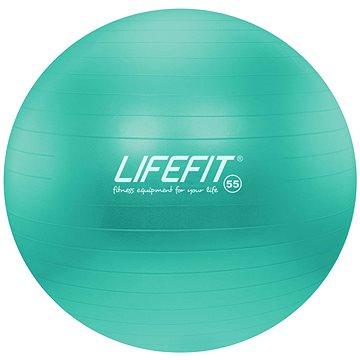 Lifefit anti-burst 55 cm, tyrkysový (4891223119459)