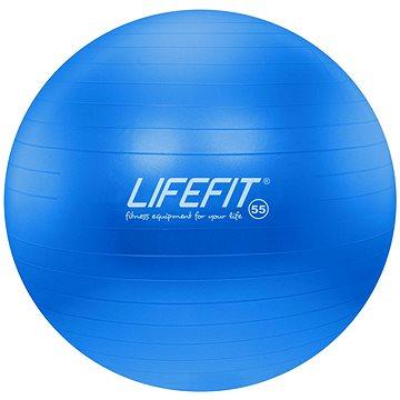 Lifefit anti-burst 55 cm, modrý (4891223119534)
