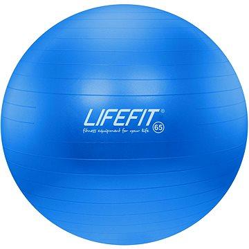 Lifefit anti-burst 65 cm, modrý (4891223119541)