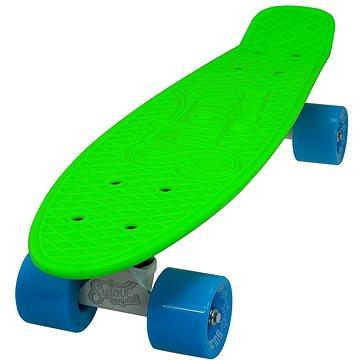 Sulov Neon Speedway zeleno-modrý (4891223120554)