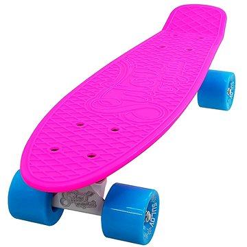 Sulov Neon Speedway růžovo-modro-bílý (4891223120561)