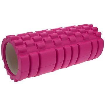 Lifefit Joga Roller A01 růžový (4891223116489)