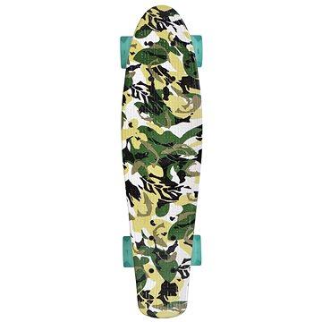 Schildkröt Retro Skateboard Free Spirit Camouflage (4000885107814)
