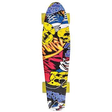 Schildkröt Retro Skateboard Free Spirit Party (4000885107821)