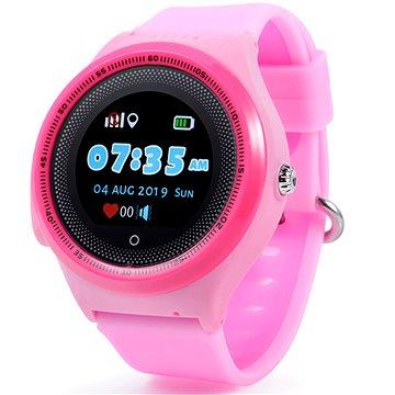 Smartomat Kidwatch 3 Circle růžová (8595683500548)
