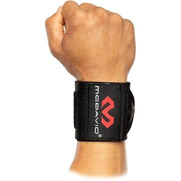 McDavid Heavy Duty Wrist Wrap, černá (X503-UNI)