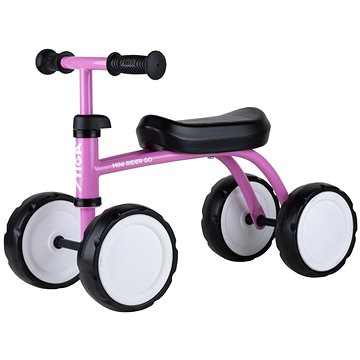 STIGA Mini Rider GO růžové (7318687361073)