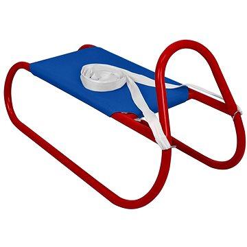 Sulov kovové 62 cm, modro-červené (4891223127737)