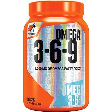 Extrifit Omega 3-6-9 100kapslí (8594181604352)