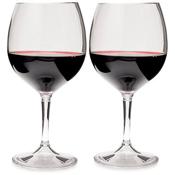GSI Outdoors Nesting Red Wine Glass Set (79312)