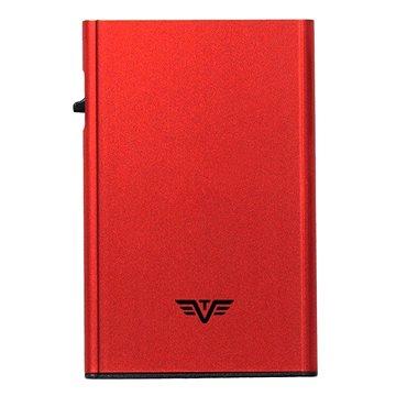 Tru Virtu pouzdro na karty Click & Slide silk Red (4260050240443)
