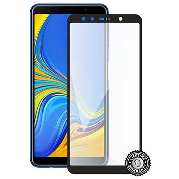 Screenshield SAMSUNG Galaxy A7 (2018) (full COVER black) (SAM-TG25DBA750-D)