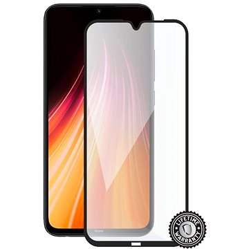 Screenshield XIAOMI Redmi Note 8T (full COVER black) (XIA-TG25DBREDNO8T-D)