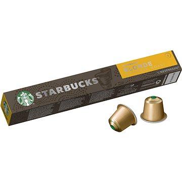 Starbucks by Nespresso Blonde Espresso Roast 10ks (7613037290752)