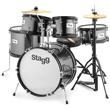 Stagg TIM JR 5/16B BK (TIM JR 5/16B BK)