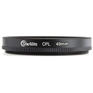 Starblitz cirkulárně polarizační filtr 49mm (SFICPL49)