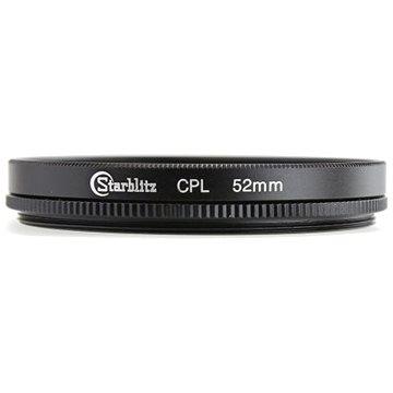 Starblitz cirkulárně polarizační filtr 52mm (SFICPL52)