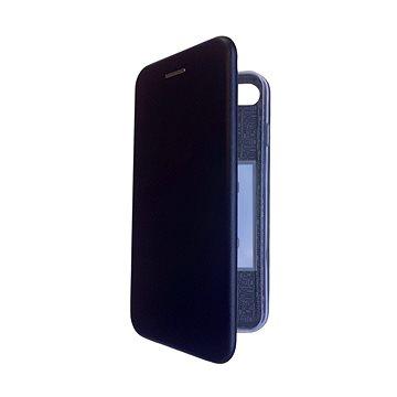 Swissten Shield book iPhone 5/ 5S/ SE černé (32500122)