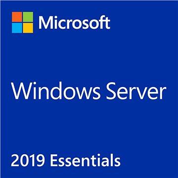 Microsoft Windows Server Essentials 2019 x64 CZ, 1-2 CPU (OEM) (G3S-01297)