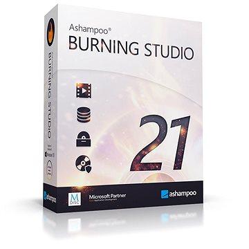 Ashampoo Burning Studio 21 (elektronická licence) (Ashaburs21)